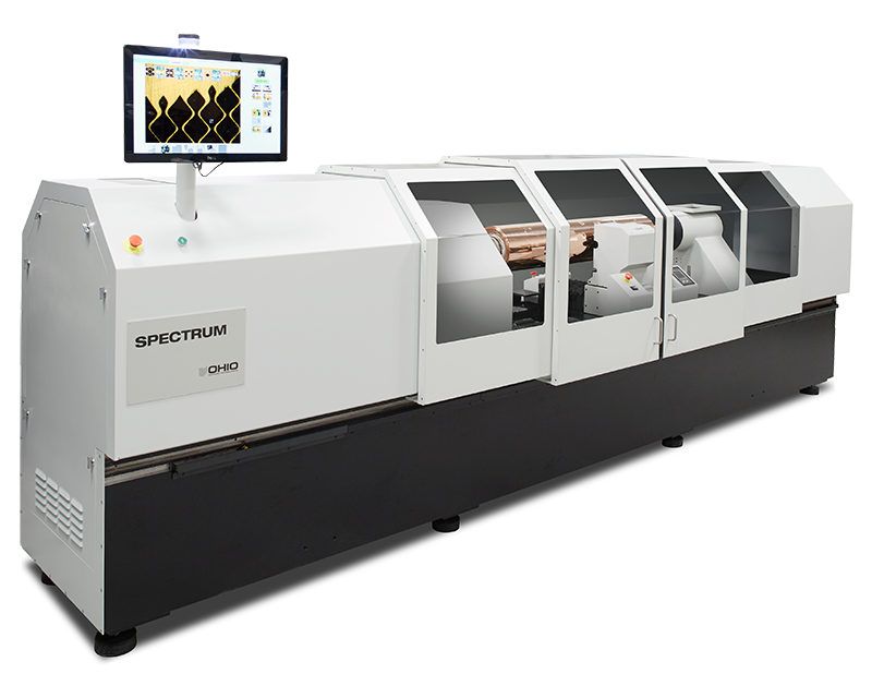 The Automated Spectrum Packaging Engraver